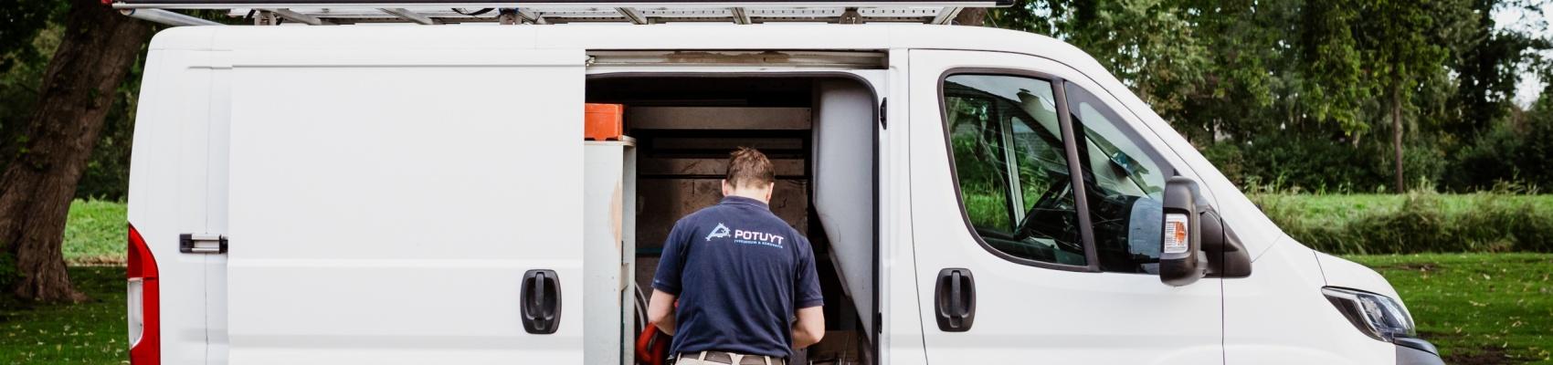 Potuyt (ver)bouw & renovatie - Montage/kluswerkzaamheden