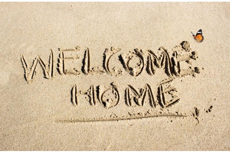 Welkom (t)huis